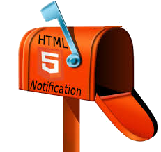 HTML 5 Notifications
